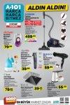 A101 2 Ocak 2020 Aldın Aldın Kataloğu - Samsung Cyclone Süpürge