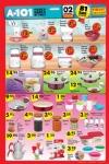 A101 2 Temmuz 2015 Aktüel Ürünler Katalogu - Mutfak Ürünleri