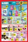 A101 2 Temmuz 2016 Aktüel Ürünler Katalogu - Temizlik Ürünleri