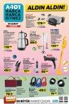 A101 20 - 26 Şubat 2020 Kataloğu - Arzum Mistost Tost Makinesi