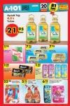 A101 20 Ağustos 2016 Aktüel Ürünler Katalogu - Yudum Ayçiçek Yağı