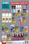 A101 20 Ekim 2018 Fırsat Ürünleri Kataloğu - Rexona Deodorant