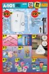 A101 21.01.2016 Aktüel Ürünler Katalogu - Blue House Elektrikli Şofben