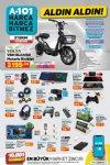 A101 21 Ekim 2021 Kataloğu - Volta VSM Elektrikli Motorlu Bisiklet