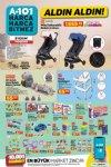 A101 21 Ekim 2021 Kataloğu - Xiaomi Mitu Katlanabilir Bebek Arabası