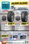 A101 21 Kasım 2019 Kataloğu - Roadstone Kış Lastiği