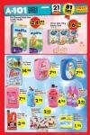A101 21 Mayıs 2016 Aktüel Ürünler Katalogu - Molfix Bebek Bezi