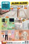 A101 21 Mayıs 2020 Aktüel Kataloğu - Ev Tekstili Ürünleri