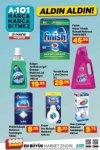 A101 21 Mayıs 2020 Temizlik Ürünleri İndirimleri