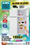 A101 22 Ağustos 2019 Kataloğu - SEG No Frost Buzdolabı