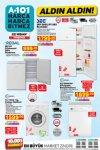 A101 22 Nisan 2021 Kataloğu - Regal 3 Çekmeceli Derin Dondurucu
