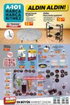 A101 22 Temmuz 2021 Aktüel Ürünler Kataloğu - Yer Sofrası