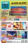 A101 23 Eylül 2021 Kataloğu - Samsung 4K Crystal UHD Tv