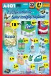 A101 23 Nisan 2015 Aktüel Ürünler Kataloğu - Bahar Temizliği