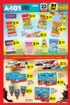 A101 23 Nisan 2015 Aktüel Ürünler Kataloğu - Haribo - Ozmo