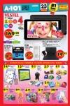 A101 23 Nisan 2015 Aktüel Ürünler Kataloğu - Vestel Tablet