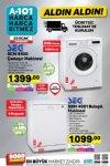 A101 23 Ocak 2020 Kataloğu - SEG Çamaşır ve Bulaşık Makinesi