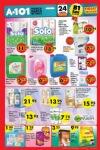 A101 24.11.2016 Perşembe Katalogu - Temizlik Ürünleri