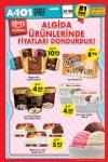A101 24 Ağustos - 6 Eylül 2015 Fırsat Ürünleri - Dondurma Fiyatları