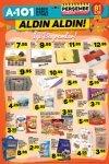 A101 24 Ağustos - Bayram Çikolataları