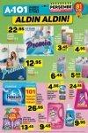 A101 24 Ağustos - Temizlik Ürünleri