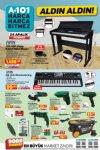 A101 24 Aralık 2020 Kataloğu - JWIN Ahşap Kabinli Dijital Piyano
