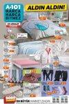 A101 24 Aralık 2020 Perşembe - Karakter Lisanslı Nevresim Seti