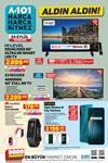 A101 24 Eylül 2020 Aktüel Kataloğu - Huawei Band 4 Akıllı Bileklik