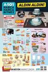 A101 24 Eylül Aldın Aldın Kataloğu - Güral Porselen Yemek Takımı