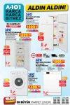 A101 24 Haziran 2021 Aktüel Kataloğu - Beyaz Eşya Fiyatları