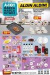 A101 24 Haziran 2021 Fırsatları - Opal Kahve Fincanı Takımı