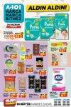 A101 24 Haziran 2021 İndirimli Ürünler Kataloğu