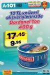 A101 24 Şubat - 2 Mart 2018 Fırsatları - Dardanel Ton