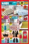 A101 25.06.2015 Aktüel Ürünler Katalogu - Ev Tekstili