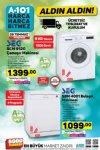 A101 25 - 31 Temmuz 2019 Kataloğu - SEG Çamaşır Makinesi