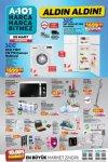 A101 25 Mart 2021 Kataloğu - Samsung Mikrodalga Fırın