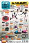 A101 25 Mart 2021 Perşembe - Fox Amess Bodyfit Dikey Bisiklet