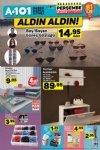 A101 25 Mayıs 2017 Katalogu - Vestiyer Ayakkabılık