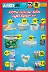 A101 25 Temmuz 2015 Aktüel Ürünler Katalogu - Pınar