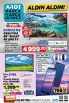 A101 25 Temmuz 2019 Aktüel Kataloğu - Samsung Smart 4K UHD Tv