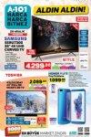 A101 26 Aralık 2019 Aktüel Kataloğu - Samsung 4K UHD Curved Tv