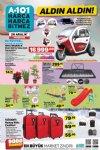 A101 26 Aralık 2019 Kataloğu - Kral Motor Grande-6 Elektrikli Motosiklet