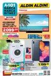 A101 26 Eylül 2019 Kataloğu - Samsung Galaxy A10 Cep Telefonu