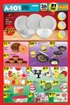 A101 26 Kasım 2015 Fırsat Ürünleri Broşürü - Porland Porselen