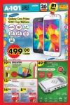 A101 26 Kasım 2015 İndirim Katalogu - Samsung Galaxy Core Prime G361
