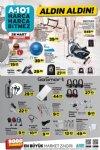A101 26 Mart - 1 Nisan 2020 Aktüel Kataloğu - Eliptik Bisiklet