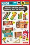 A101 26 Mart 2015 Aktüel Ürünler Kataloğu - Atıştırmalık