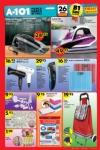 A101 26 Mart 2015 Aktüel Ürünler Kataloğu - Ev Gereçleri