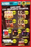 A101 26 Mart 2015 Aktüel Ürünler Kataloğu - Kahve Keyfi