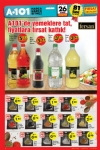 A101 26 Mart 2015 Aktüel Ürünler Kataloğu - Yemeklik